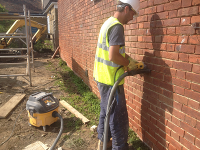 brick cleaning kent