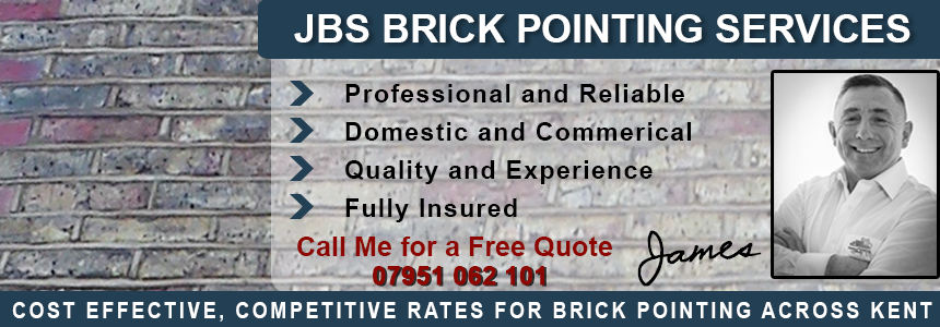 Professional Brick Pointing Kent